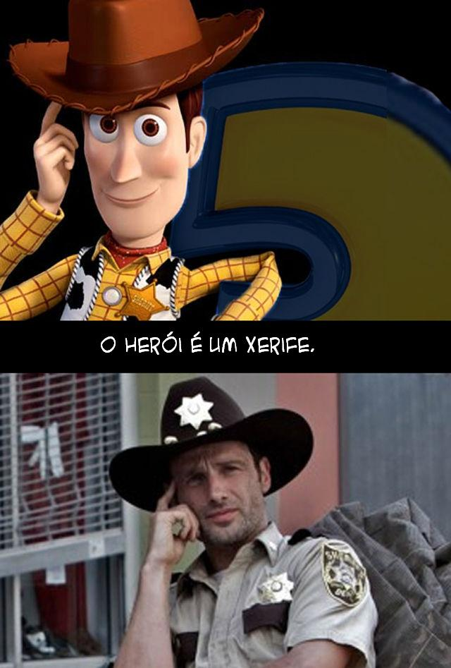 The Walking Dead e Toy Story 002