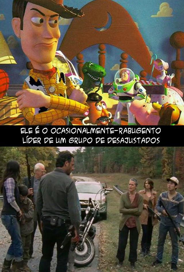 The Walking Dead e Toy Story 003