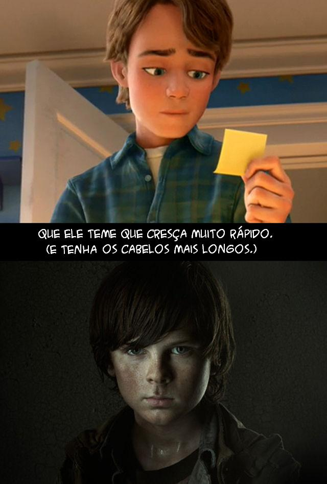 The Walking Dead e Toy Story 006