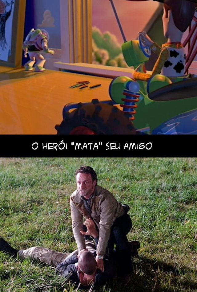 The Walking Dead e Toy Story 011