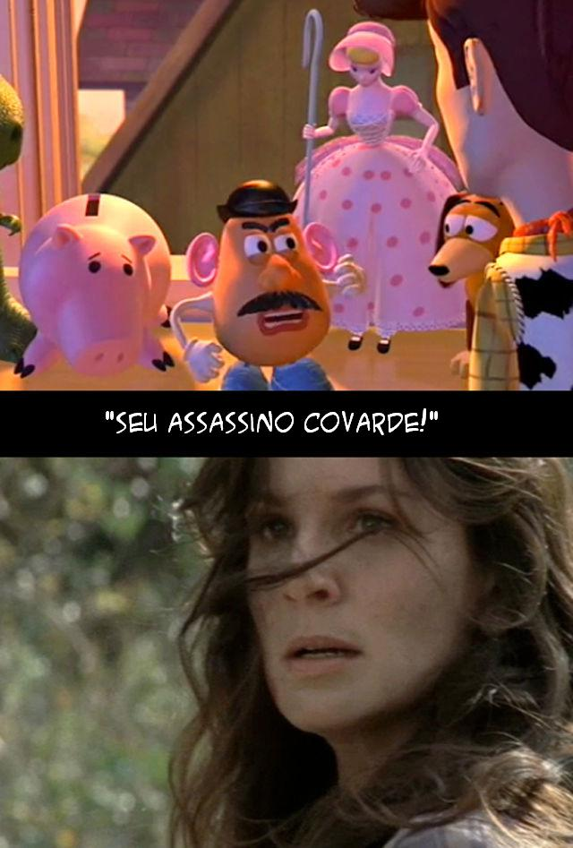 The Walking Dead e Toy Story 012