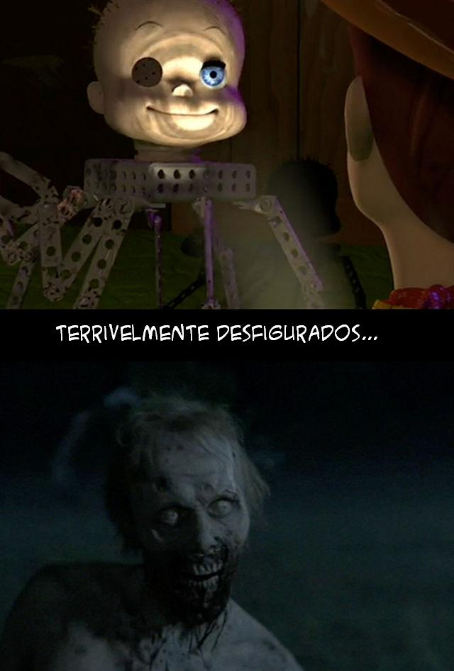 The Walking Dead e Toy Story 015