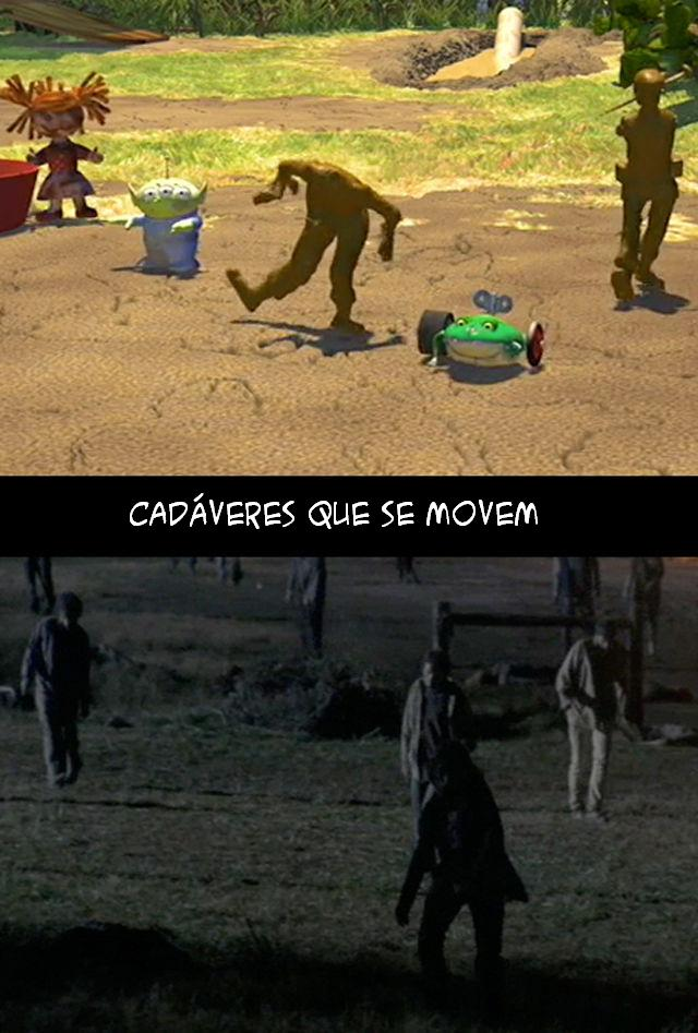 The Walking Dead e Toy Story 016