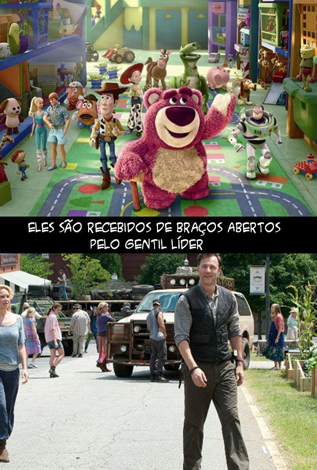 The Walking Dead e Toy Story 022
