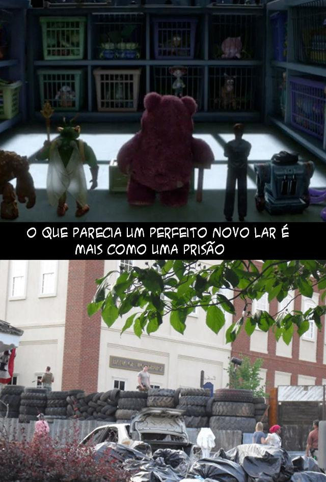 The Walking Dead e Toy Story 026