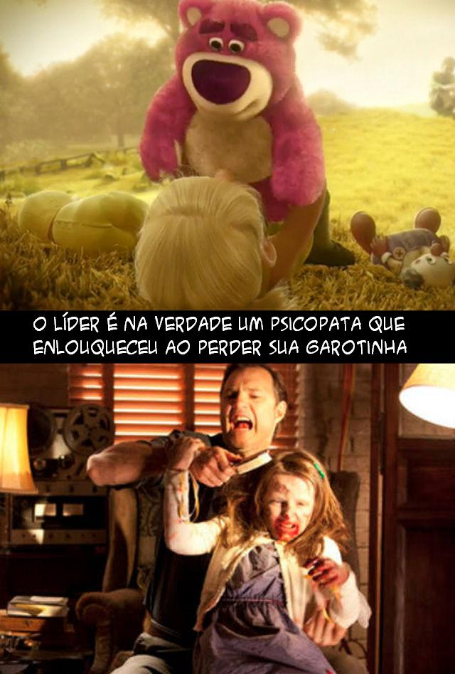 The Walking Dead e Toy Story 027