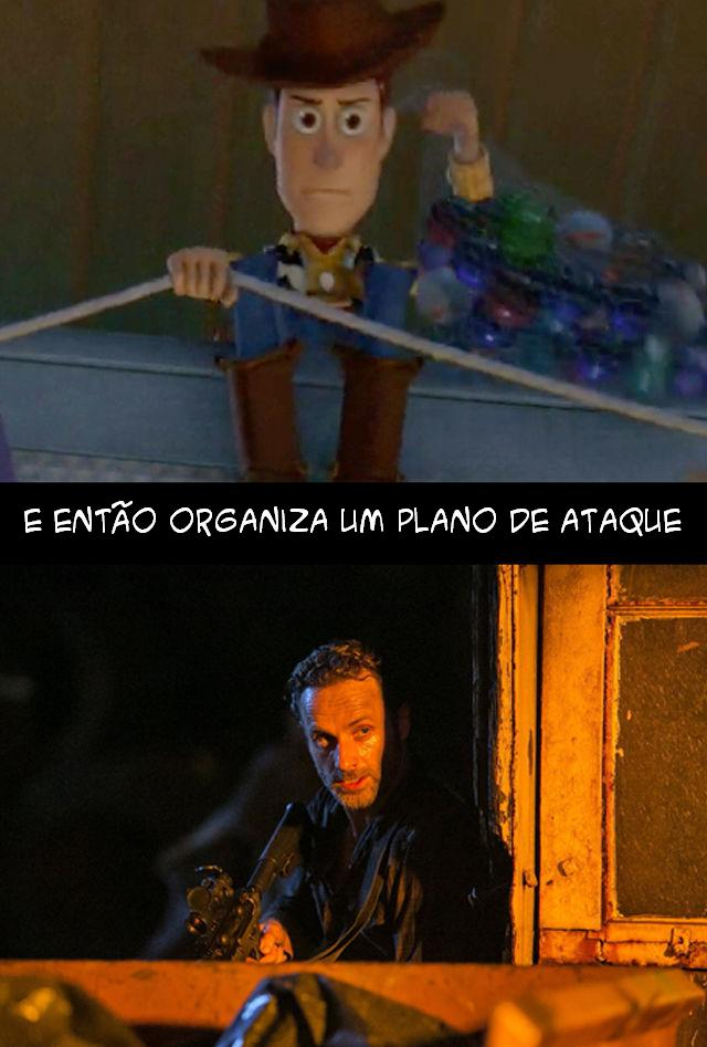 The Walking Dead e Toy Story 033