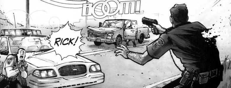 O dia do acidente