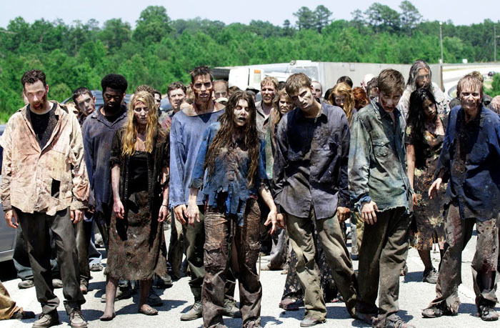 Os 25 melhores zumbis de The Walking Dead