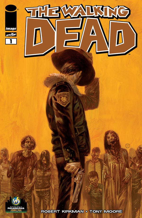 The Walking Dead 1 - Wizard World Philadephia CAPA