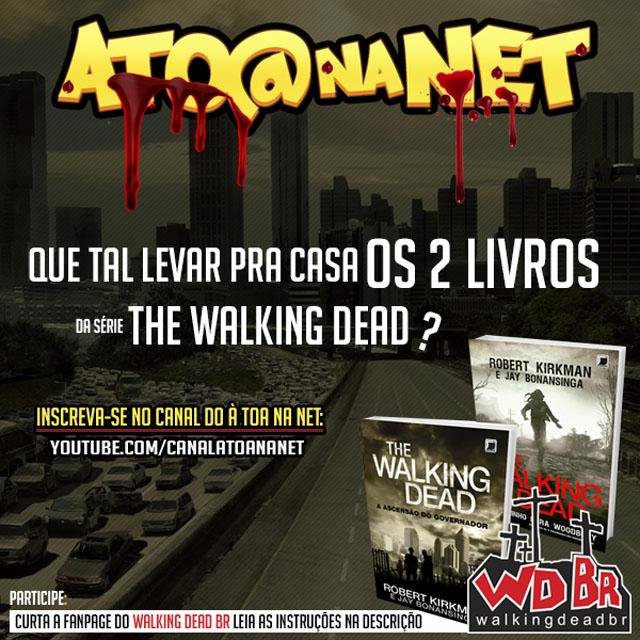 [PROMOÇÃO] Kit de Livros da série The Walking Dead