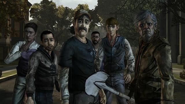 010 Os Sobreviventes - The Walking Dead