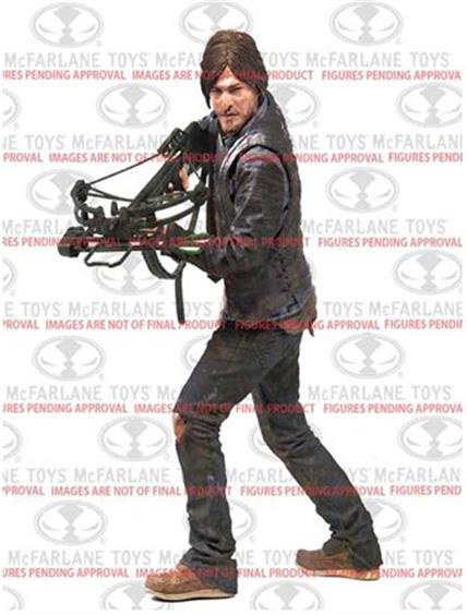 Action Figure de Luxo - Daryl Dixon - The Walking Dead