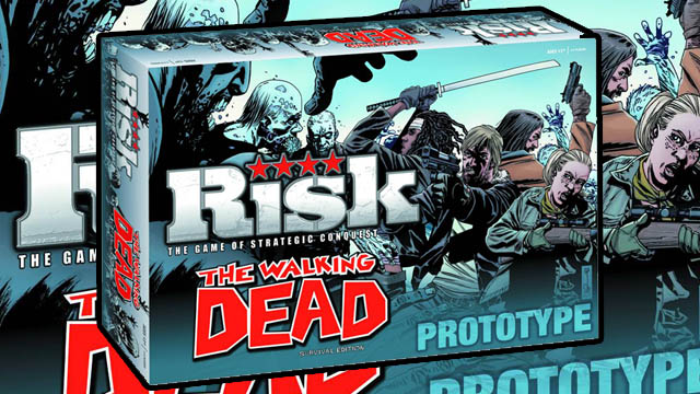 RISK The Walking Dead Survival Edition