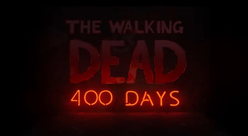 E3 2013: anunciado 'The Walking Dead: 400 Days', assista ao primeiro trailer