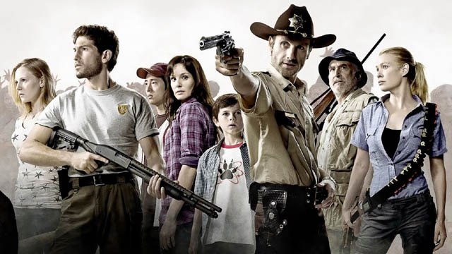 The Walking Dead Primeira Temporada