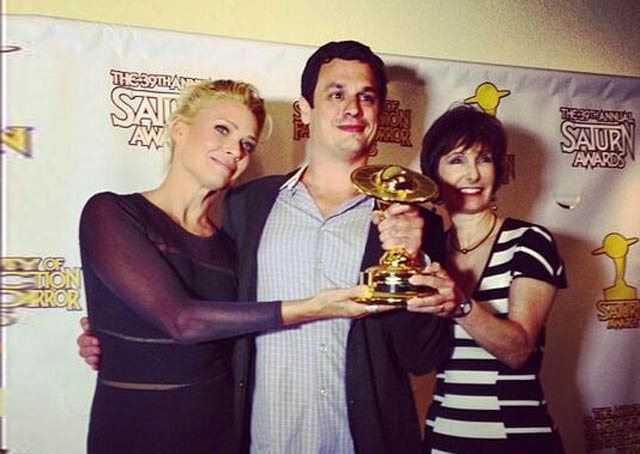 The Walking Dead leva dois prêmios no Saturn Awards 2013