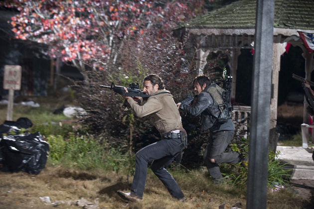 Andrew Lincoln - Rick Grimes em The Walking Dead 000