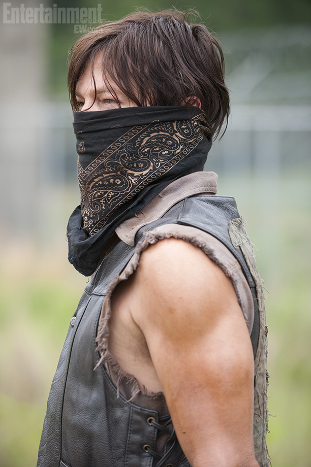Daryl Dixon Quarta Temporada Walking Dead