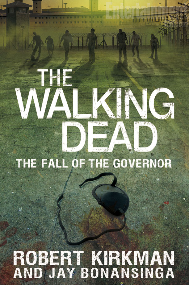 The Walking Dead The Fall of the Governor - Capa