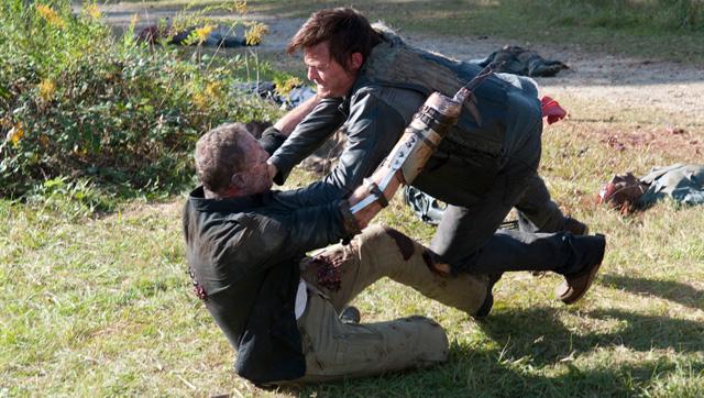 Daryl e Merle - The Walking Dead Terceira Temporada