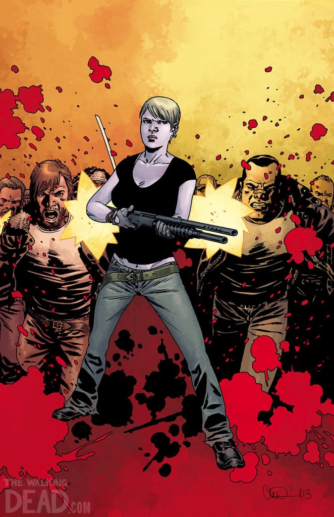 The Walking Dead 116 - Capa