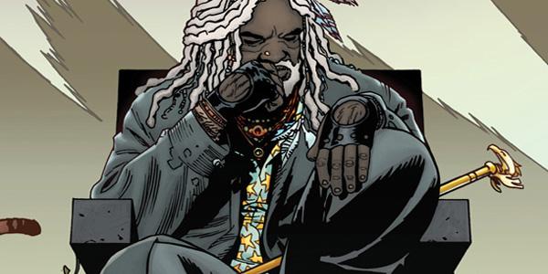004 - Ezekiel, O Reino e o Tigre Gigante