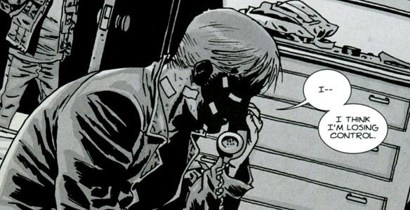 009 - Rick e Carl sozinhos
