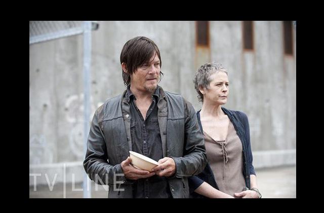 Nova foto promocional e novidades sobre Daryl e Carol na quarta temporada de The Walking Dead