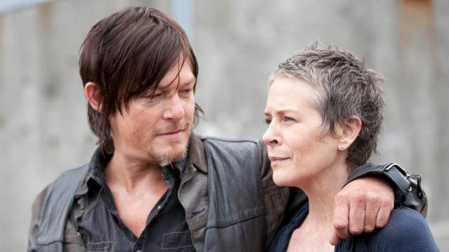 Daryl e Carol - The Walking Dead