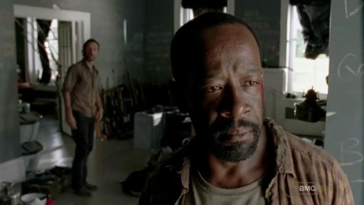 The Walking Dead Terceira Temporada: Cena deletada do episódio