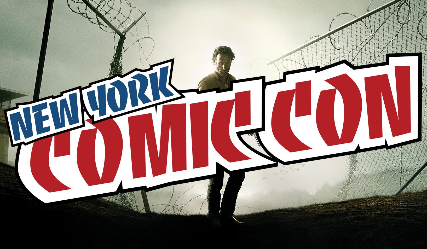 Detalhes do painel da 4ª temporada de The Walking Dead na New York Comic Con
