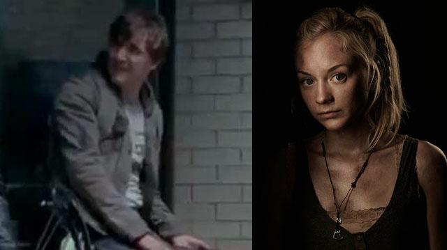 Zack e Beth - The Walking Dead