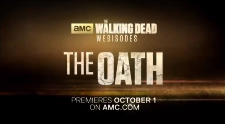 The Oath | Anunciados os Webisodes da quarta temporada de The Walking Dead