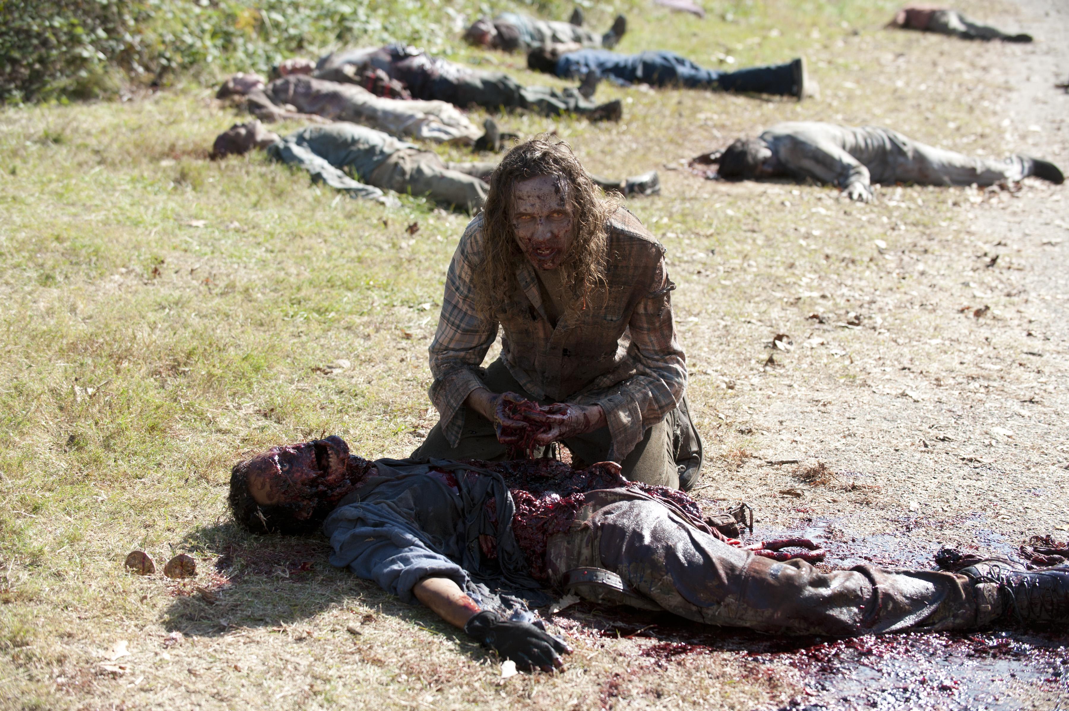 Membro da equipe de produção foi ferido no set de The Walking Dead