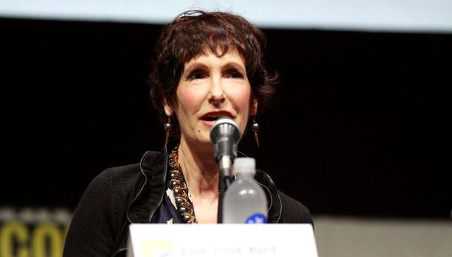 Gale Anne Hurd - Comic Con 2013