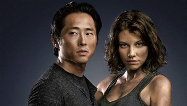 Glenn e Maggie - The Walking Dead 4 Temporada