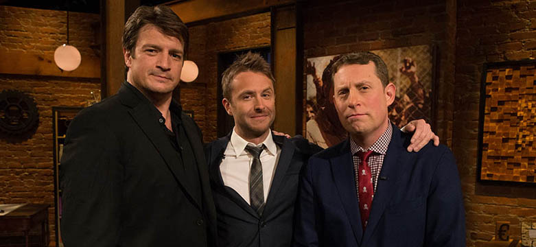 Talking Dead Brasil #10 – Scott M. Gimple e Nathan Fillion