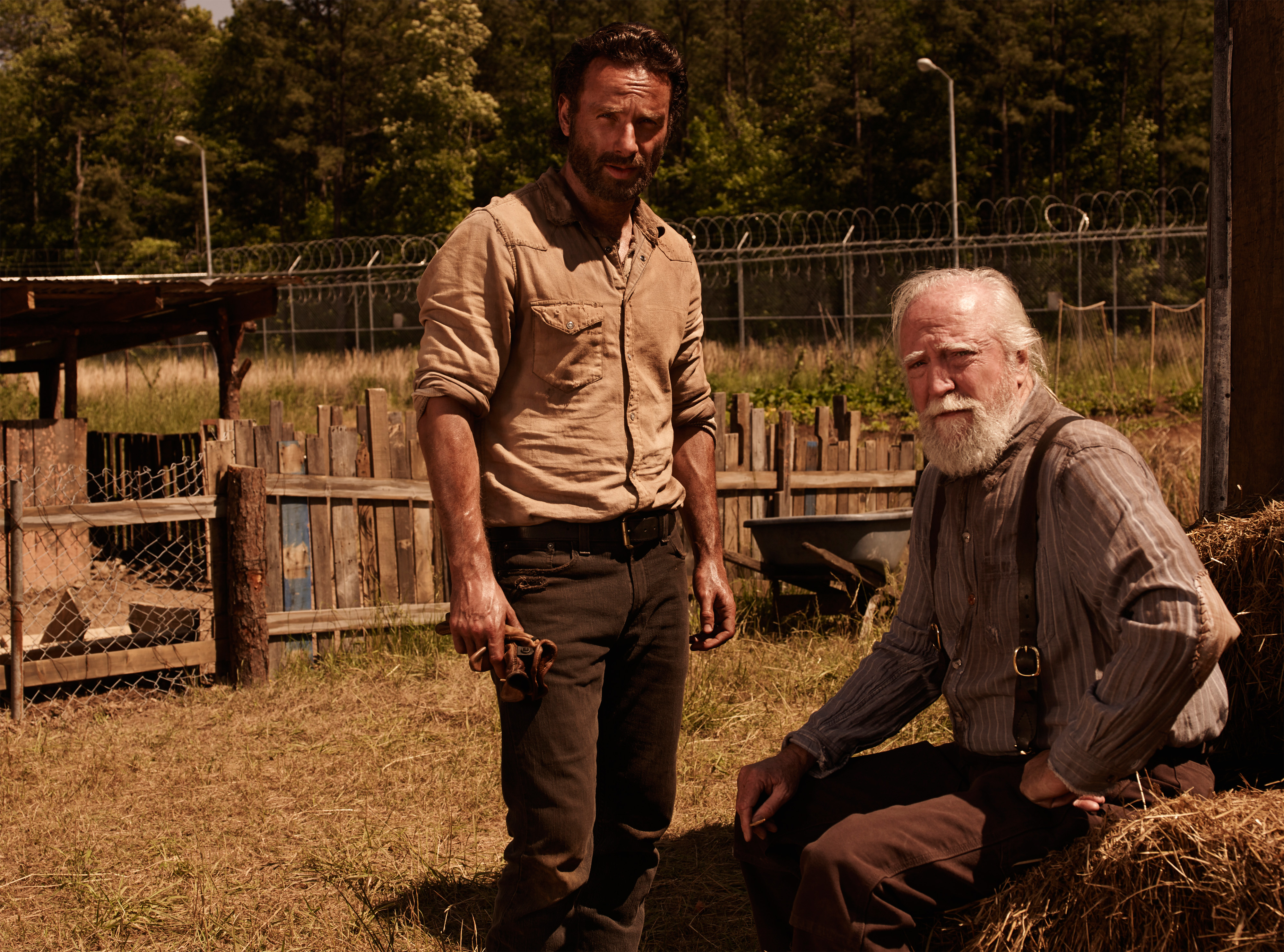 Rick-Hershel-The-Walking-Dead-4-Temporada
