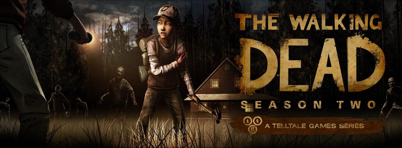 Trailer e primeiras imagens da 2ª Temporada do jogo The Walking Dead da Telltale Games