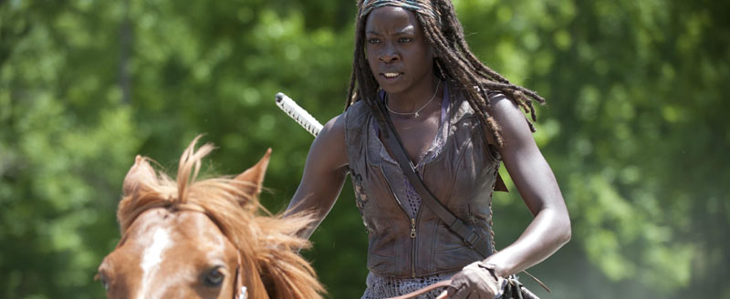 Spoilers da 4ª Temporada de The Walking Dead: Passado da Michonne revelado?