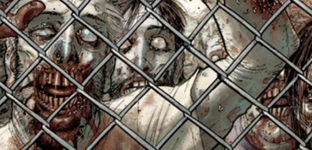 Walkers - The Walking Dead HQ