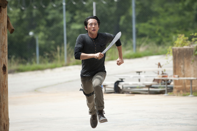 Divulgados dois vídeos promocionais da 4ª temporada de The Walking Dead