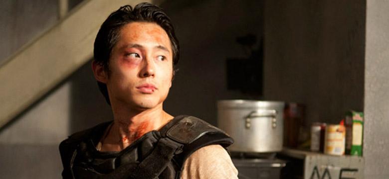 Steven Yeun: The Walking Dead me mudou para sempre
