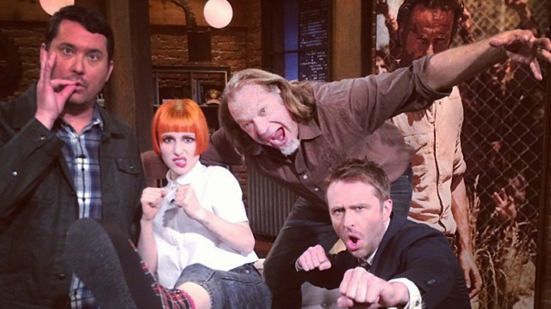 Talking Dead Brasil #11 – Greg Nicotero, Doug Benson e Hayley Williams