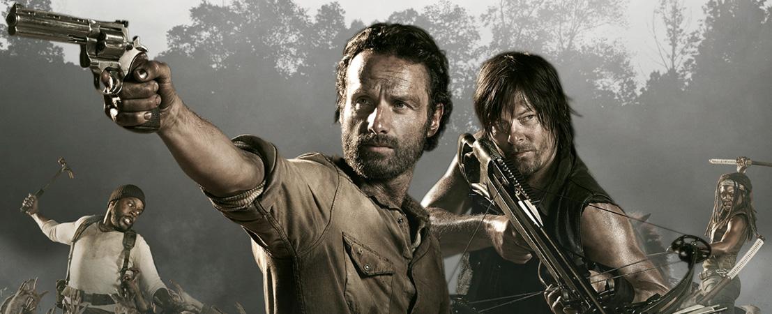 Cuarta Temporada De The Walking Dead | Episodios Quarta Temporada The Walking Dead Brasil