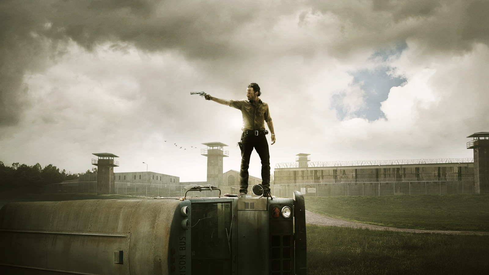 The Walking Dead renovada oficialmente para a 5ª temporada