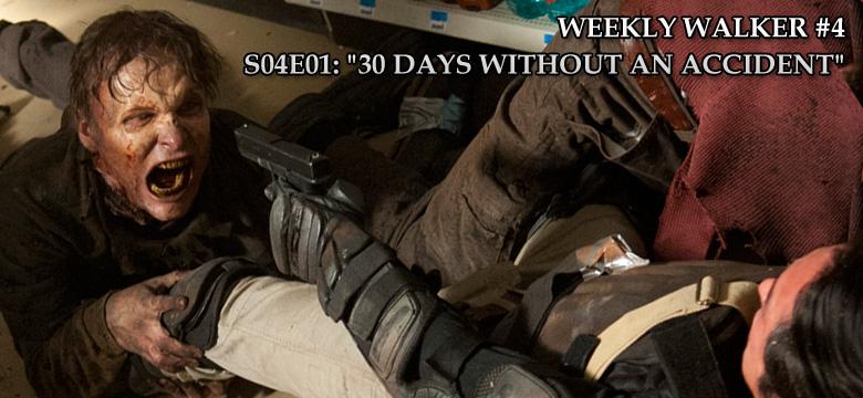 Weekly Walker #4 - S04E01: