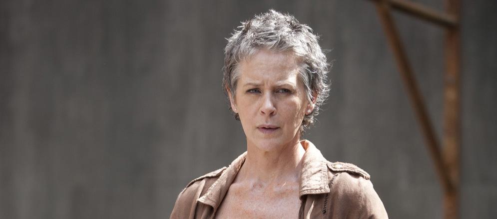 The Walking Dead 4ª Temporada: Perguntas e Respostas com Melissa McBride (Carol)