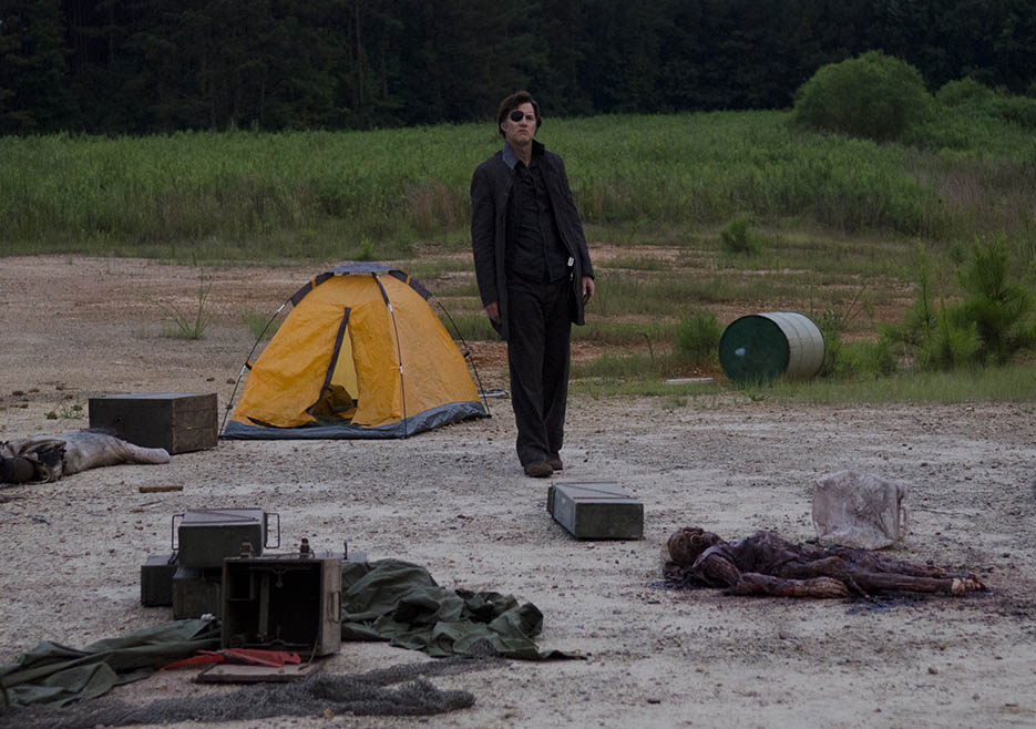The Walking Dead _ Season 4, Episode 6 - Photo Credit: Gene Page/AMC